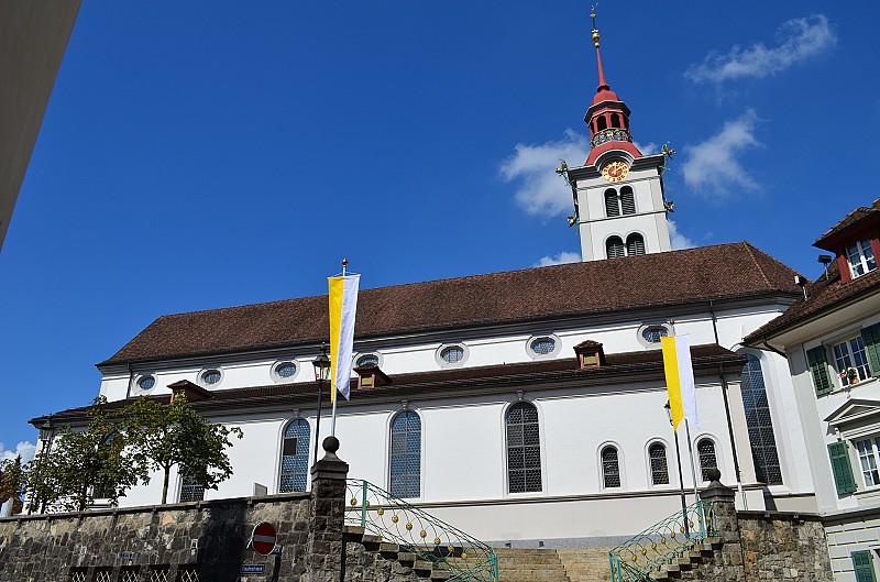 Katholische Kirchgemeinde Sursee - Kirchen, Kapellen und Räume